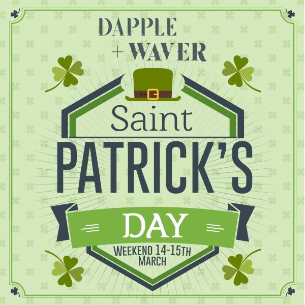 St Patrick Socialsquare Dapple And Waver